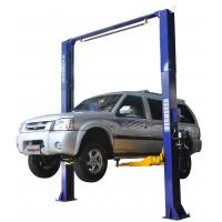 Home Garage Two Post Hydraulic Auto Lift Table , 3.5t-4t Manufactures