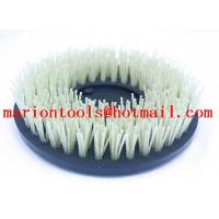 Diam.200mm diamond brush,hair brush for polishing stone Manufactures