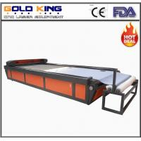 Lowest cost fabric auto feeding laser cutter 2000*3000mm for sale Manufactures