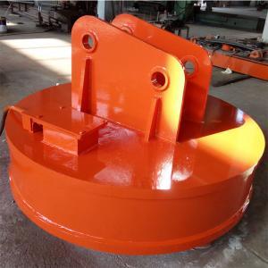China Aluminum Wire Coil Mini Excavator Parts , Skid Steer Magnet Attachment Inside Mica Insulator on sale