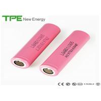 Buy cheap Original 18650 Lithium Ion 3.7 V Battery Deep Cycle 3000mAh Small Internal Resistance from wholesalers