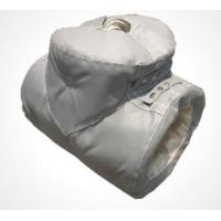 Recycled Aerogel Thermal Insulation / LNG Valves Flange Thermal Covers Manufactures