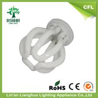 CFL Raw Material For T5 17mm E27 CFL Lamp , Compact Fluorescent Tube Manufactures