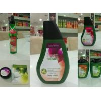 Body lotion with jojoba oil facial cleanser body wash shower gel Manufactures