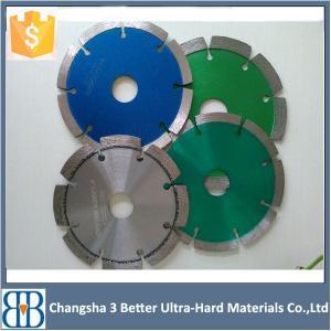 China factory Diamond Saw Blade cutting tools for Granite, Concrete, Stone.