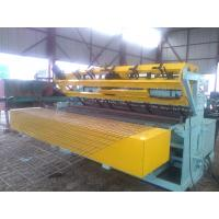 Fully Automatic Wire Mesh Welding Machine Color Customized With PLC Control Manufactures
