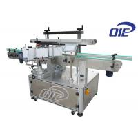 Single / Double Sided Table Top Bottle Labeling Machine With 100 - 300 PCS Per Minute Manufactures