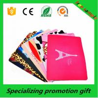 Silicone / Rubber / EVA Computer Gaming Mouse Pad With Sublimation Printing Manufactures