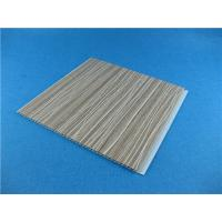 China Hollow Core Waterproof PVC Wall Panels For Kitchen White PVC Ceiling Tiles on sale