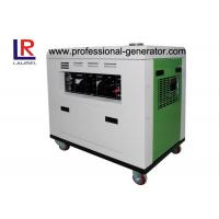 Single Cylinder 4.5kVA Diesel Electric Generator Industrial with Air - cooled