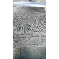Quality 0.7mm Expanded Titanium Wire Mesh 700mm Length Diamond Opening for sale