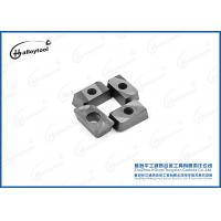 Durable CNC Tungsten Carbide Inserts For Square Shoulder Milling Manufactures
