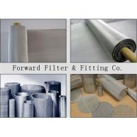 Epoxy Plain Weave Stainless Steel Wire Netting / 304 Stainless Steel Mesh Screen Manufactures
