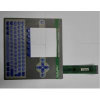 Autotex F200XE / PET LED Membrane Switch Keypad with Multiple Shiny Buttons Manufactures