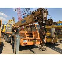 NK200BE 20 Ton Kato Crane From Japan Origin , Top Sale Three Section Boom Used KATO Crane Manufactures