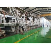 Automatic Corrugated Paper Making Machine 50 - 150kw Power 30 Ton Weight Manufactures