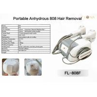 China Whole Body Facial Hair Removal Laser Machine 808nm Wavelength SGS Certification on sale
