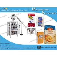China Bestar vacuum feeding flour ,hard wheat flour ,powder ,milk powder,chocolate powder packing machine on sale