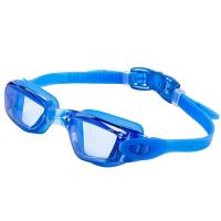 Adult Mirrored Optical Swim Goggles , Anti Fog Prescription Swimming Goggles OEM / ODM Manufactures
