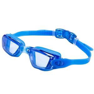 Adult Mirrored Optical Swim Goggles , Anti Fog Prescription Swimming GogglesOEM / ODM Manufactures