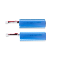 Rechargeable 3.7V 2500mAh 18650 Battery Pack For Power Storage Manufactures