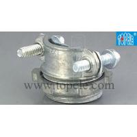 Quality UL Standard 514B EMT Conduit And Fittings Romex Cable Clamp Connector ZINC for sale