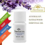 10ml Australian Sandalwood Pure Essential Oils / Sandalwood Essential Oil Manufactures