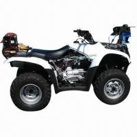 Refurbished Suzuki KingQuad 750AXi Loncin 4x4 Kid ATV, Bombardier Tire Manufactures