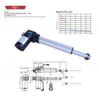 Quality medical bed linear actuator for sale