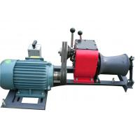 1 Ton Cable Winch Puller Machine With 220 or 380 Volt Electric Engine Manufactures