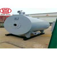 oil gas Fired Thermal Oil Boiler organic heat carrier boiler for petrochemical industrial processing Manufactures
