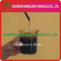 Quality Abamectine 1.8EC Pesticide Agrochemical Insecticides 1.8% Purity 71751-41-2 for sale