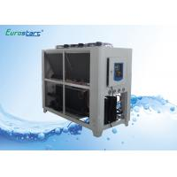 50kw Air Cooled Industrial Water Chiller for High Speed Plastic Injection Molding Machine Manufactures