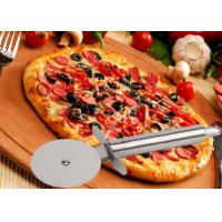 Quality Sanding Polishing Stainless Steel Pizza Cutter With Handle Filler 198 x 67 x for sale