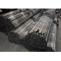 China 201 Hot Rolled / Cold Rolled Stainless Steel Welded Tube Bright Surface Finish on sale