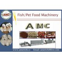 PET and Fish Food Machines Manufactures