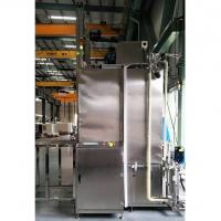 PCL Control Ultrasonic Automatic Cleaning Machine Rotate Spray Big Spare Parts Cleaner Manufactures
