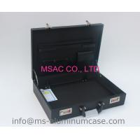 China Leather Breifcase For Carry Laptop,Computer Carrying Case, Document Carrying Case on sale