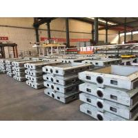 China HT250 Sand Casting Flask , Moulding Boxes Foundry Pallet Car Grey Iron on sale