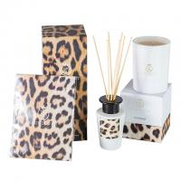 Luxury Perfume Candle And Diffuser Set Colourful Scented With Custom Logo Manufactures