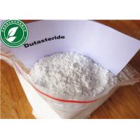 Pharmaceutical Steroid Powder Dutasteride For Anti-Hair Loss CAS 164656-23-9 Manufactures
