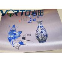 Oxidized Surface Sublimation Aluminum Sheets 0.30MM To 0.60MM Thickness Manufactures