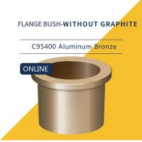 C95400 Alloy B505 C954 Aluminum Bronze STANDARD - STOCKED Bushings Manufactures