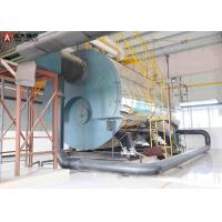 Custom Color Gas Steam Boiler 1 Ton - 20 Ton For Brewery Producing Manufactures