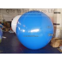 blue Large Helium Balloons Commercial Inflatable Products Helium Gas Balloon Manufactures