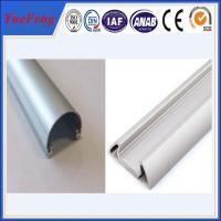 HOT! OEM order aluminum extrusion profiles for led,wholesale aluminum profile for led sign Manufactures