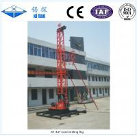XY-44T Core Drilling Rig with towel 10m Manufactures