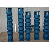 Quality 37kw 50hp Blue Electric Deep Well Submersible Pump 37 Kw 50 Hp For Water Supply for sale