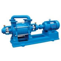 Quality electric driving high performance water ring vacuum pump for sale