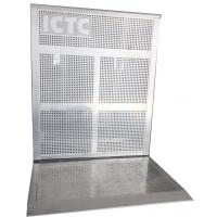 Quality High Security  Foldable Crowd Fencing Barriers For Security Isolation And Warning for sale